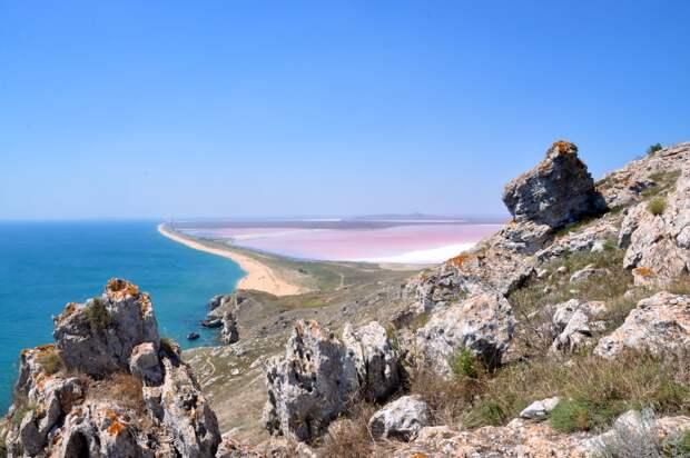 Уникальные озера планеты