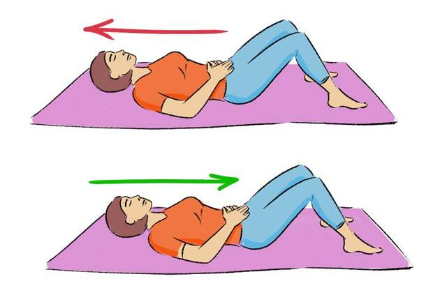 упражнения для восстановления здоровья