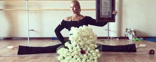 Анастасия Волочкова пожаловалась на усталость из-за плотного графика