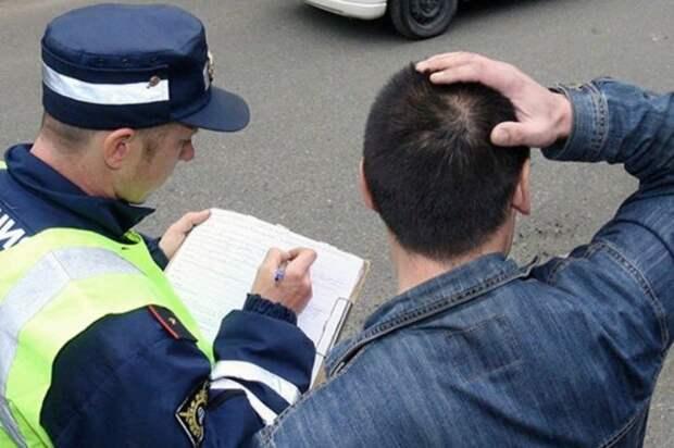 Штраф могут дать за канистру с бензином. /Фото: riaderbent.ru.