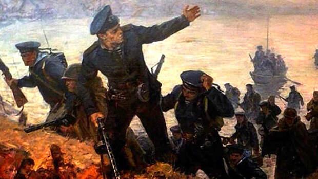 Десант смерти: Как 55 русских морпехов помогли освободить Одессу ценой своей жизни