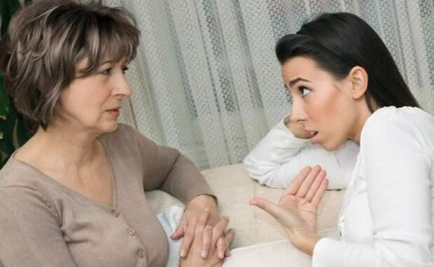 Мама не может родить, а дочь забеременела случайно. Умоляет дочь родить и отдать ребенка им