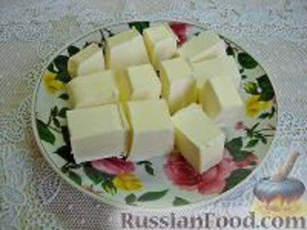 Фото приготовления рецепта: Сэндвичи с форшмаком - шаг №3