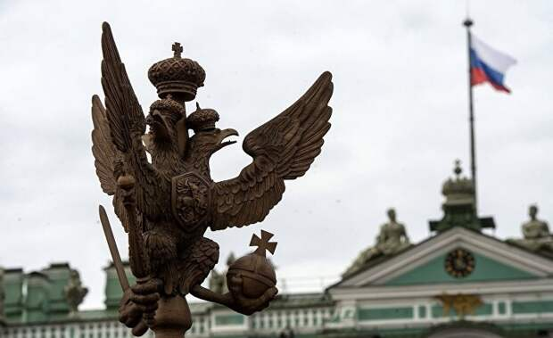 Почему герб России — двуглавый орел? (иновзгляд)