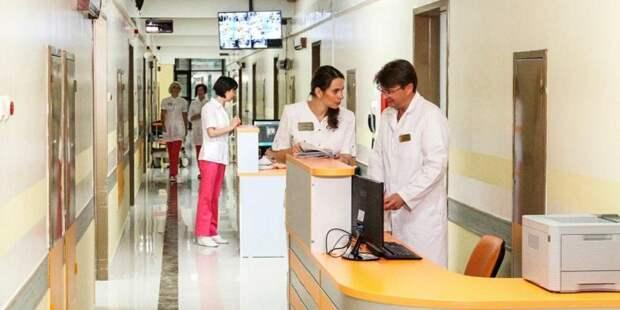 У госпитализированных в Москве граждан КНР пневмонии не обнаружено. Фото: mos.ru