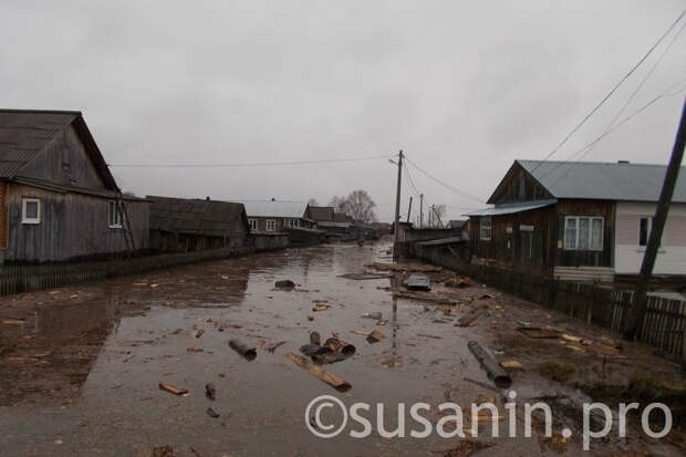 25 населенных пунктов в Удмуртии может подтопить во время паводка