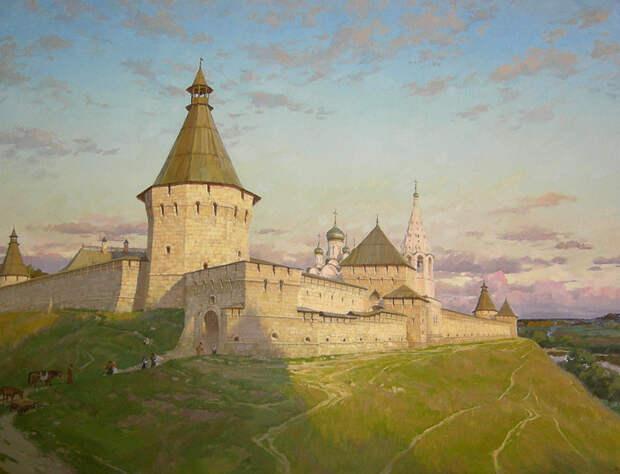 Зачем снесли Серпуховской кремль, интеллигенция против мещан и тиф во время Гражданской войны