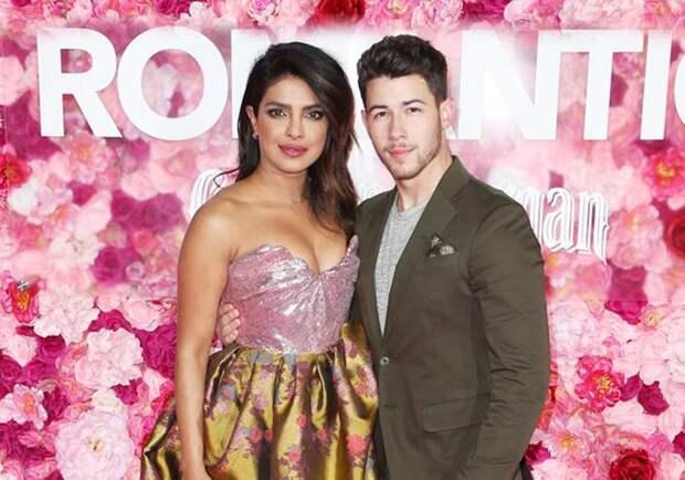 Ник Джонас и Приянка Чопра готовят свадебное шоу для Amazon