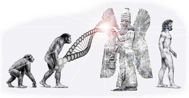 На Земле живёт всего около 5-10% людей, остальные – биороботы