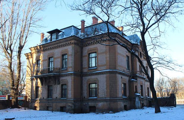 Дом Шретера в Санкт-Петербурге
