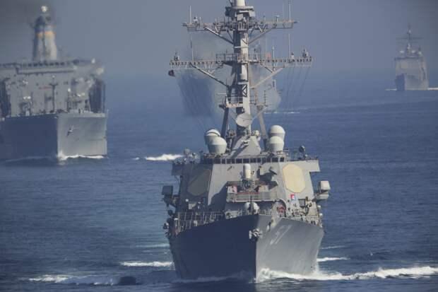 ВМС Ирана. Источник изображения: