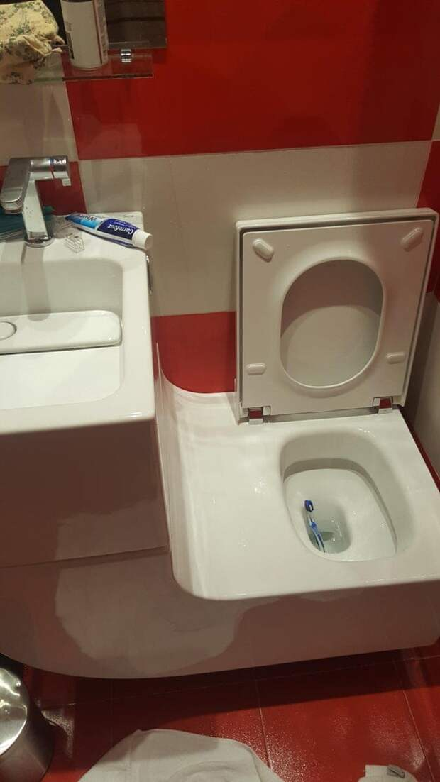 Несколько прекрасных примеров того, как НЕ надо делать ремонт в ванной
