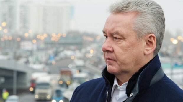 Собянин отчитался о заболеваемости COVID-19 в Москве в новую волну пандемии
