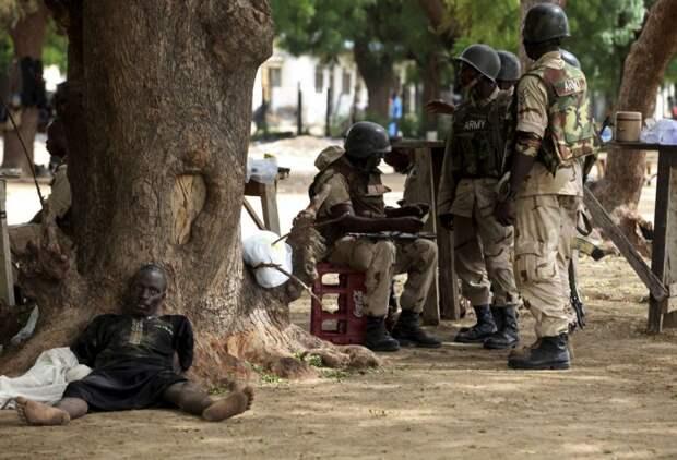 В Нигерии завелись боевики – «ЧВК Вагнера» с этим разберется