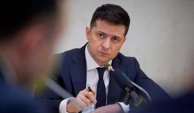 Зеленский попросил принять Украину в НАТО для решения вопроса с Крымом