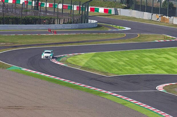 На дорогах России построят элементы трассы из «Формулы-1»
