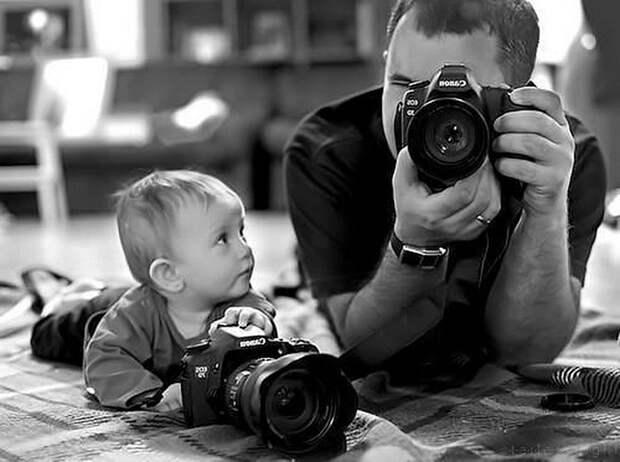 likefatherlikeson07 Сыновья на этих фотографиях — вылитые отцы. И наоборот