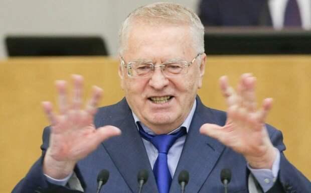 Жириновский предложил «разуть» олигархов
