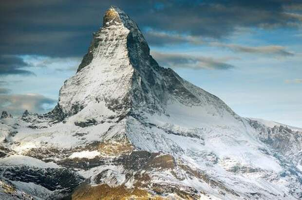 самые красивые и опасные горы
