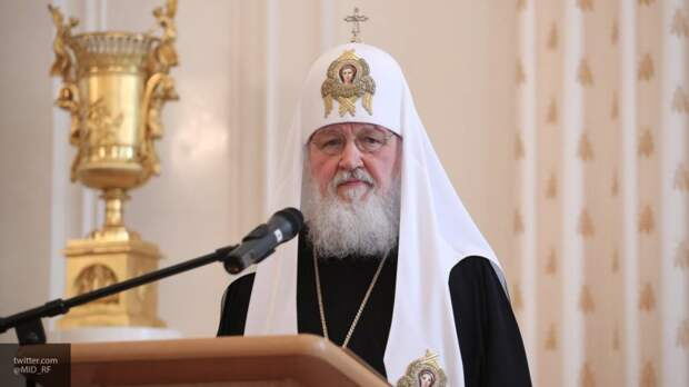 """Патриарх Кирилл назвал проект """"украинской автокефалии"""" частью глобального плана по разрушению РПЦ"""