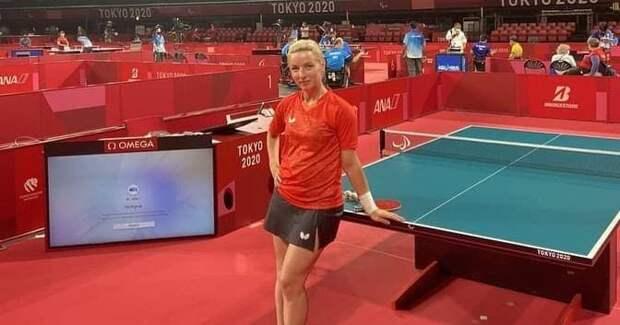 Симферопольская спортсменка выиграла первую медаль на Паралимпийских играх