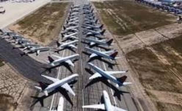 Коронавирус как «могильщик» авиационной отрасли