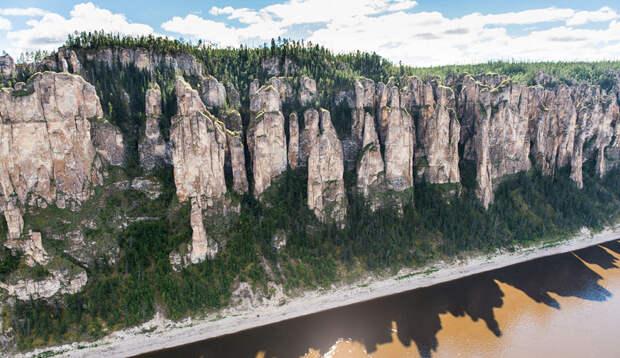 Ленские столбы: одно из самых красивых мест Сибири