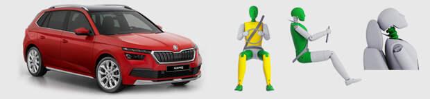Тесты Euro NCAP снова выявили различия пятизвёздочных моделей
