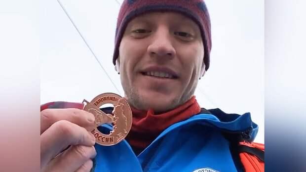Сучилов: «После награждения Цветков отдал медаль мне. Сильный поступок, у меня слеза прокатилась»