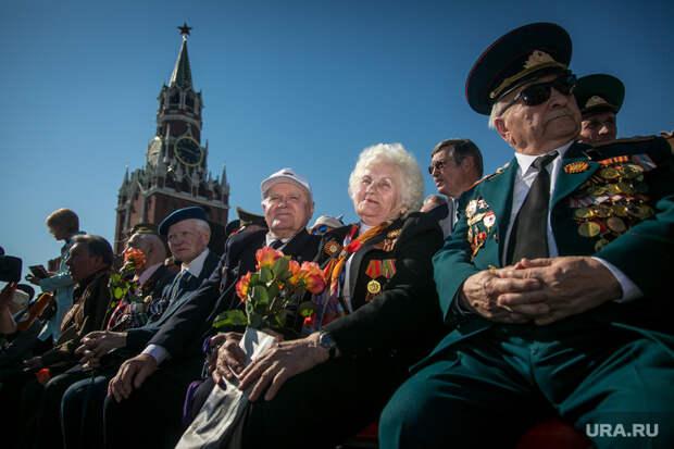 ВМоскву изЕкатеринбурга напарад приедут только два ветерана