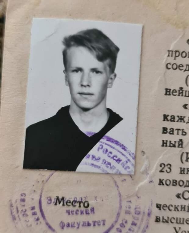 Как выглядел известный бодибилдер-фрик Александр Шпак доперевоплощения