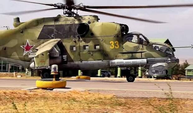 Почему за уничтожением российского Ми-24 в Армении может стоять Турция