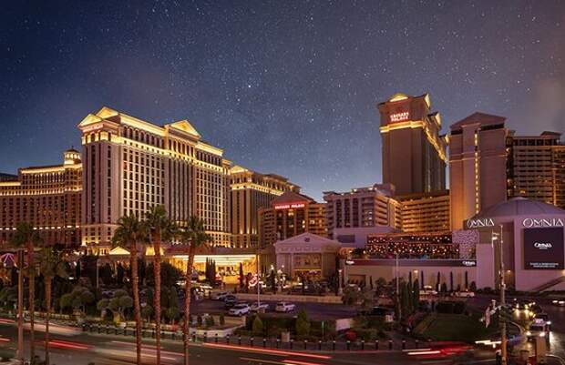 Самые известные казино Лас-Вегаса
