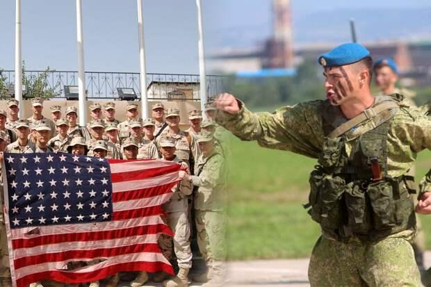 Китайские эксперты рассказали, кто победит в схватке между ВДВ РФ и спецназом США