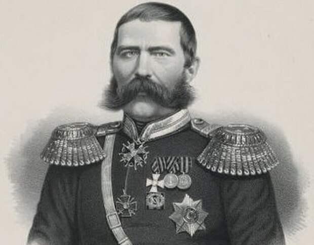 Черный флаг с черепом: почему на Кавказе так боялись казака Якова Бакланова