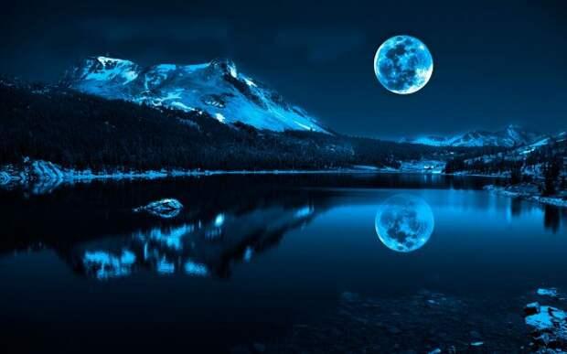 Стало известно, когда на Луне существовала жизнь