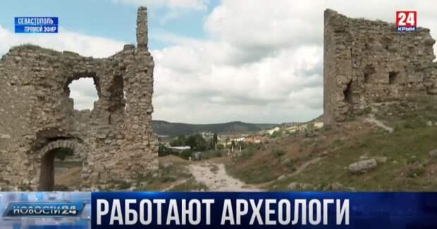 Археологи начали новые исследования крепости Каламита