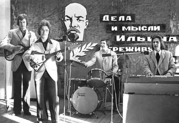 """""""ВИА 70-80-х...Мы из СССР"""""""