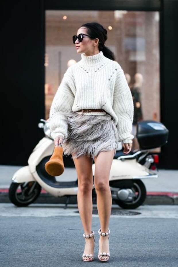 Необычные свитера (подборка)