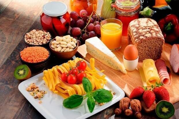 Пища для ума: 25 суперпродуктов