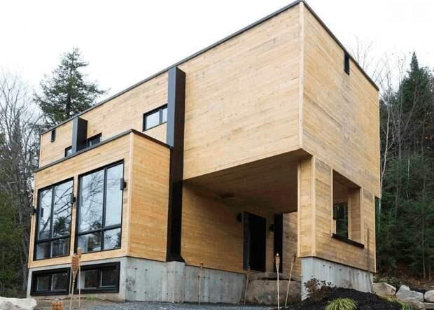 Девушка построила дом из контейнеров и получилось потрясающе!