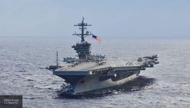 Американские СМИ заявили, что новое оружие России «покончит» с авианосцами США