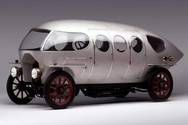 Alfa Romeo 40-60 «Siluro Ricotti». 1914 год. Именно на этом автомобиле гонщик в 1922 году на Гран-При разогнался до рекордных 141,6 км/ч автомир, аэродинамика, из прошлого, конструкция, обтекаемость. формы