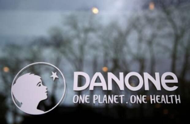 Продажи Danone во 2 квартале превысили прогнозы