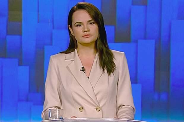 Тихановская надеется на помощь Байдена белорусской оппозиции