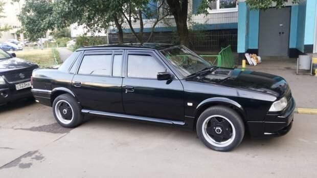Москвич-2142R5 автомобили, москвич, фоторепортаж