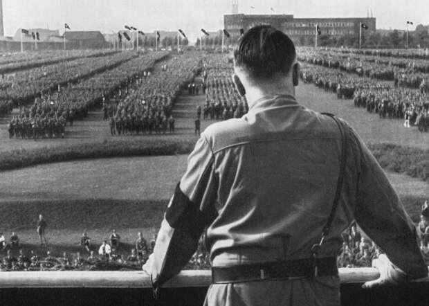 Из-за чего Гитлер напал на СССР? Его речь в октябре 41-го