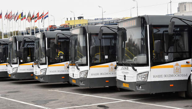 В Подольске запустят 2 новых автобусных маршрута до конца года