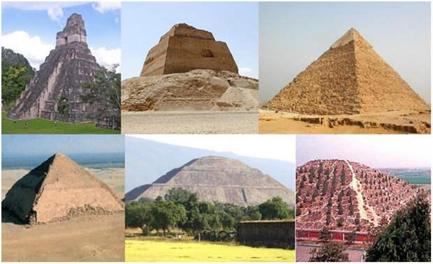 О пирамидах без подростковой наивности
