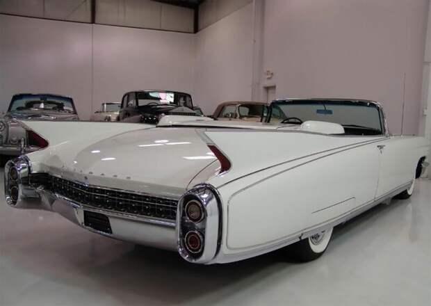 6. Эльдорадо, автомобили в америке, авторетро, американский автопром, кадиллак, коллекционные машины, коллекционные модели, машины